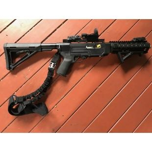 Ruger Charger - Nordic Chassis