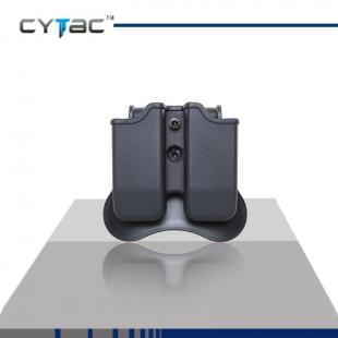 Cytac Double Pistol Magazine Pouch - Beretta and similar