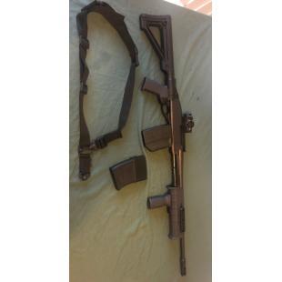 Remington Pump action