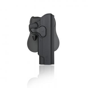 Cytac Defender Series Pistol Holster for 1911/Browning Hi Power Mark3 - Colour Black - New